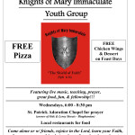 KOMI Youth Group @ St. Patrick